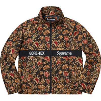 8WEEK Supreme FW 18 GORE-TEX Court Jacket