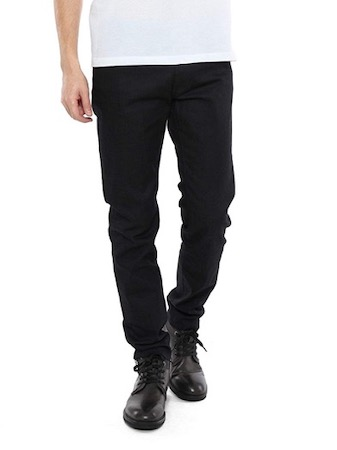 DOLCE&GABBANA/Black Denim