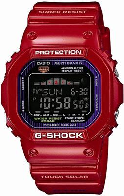 CASIO/G-SHOCK G-LIDE 電波時計