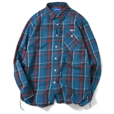 HEAVY FLANNEL WORK SHIRT