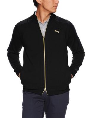 PUMAGOLF/TB FZ ウィンドブロックセーター