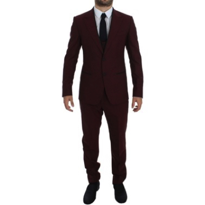 Dolce & Gabbana/BROWN SUIT