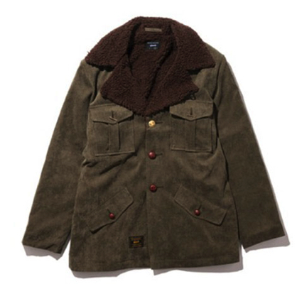 gloam/Lawrence ranch coat