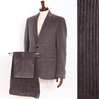 LARDINI/BROWN SUIT