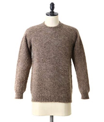 PETER BLANCE/シャギードッグ セーター