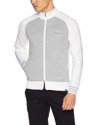 adidas golf/Adicross フルジップセーター
