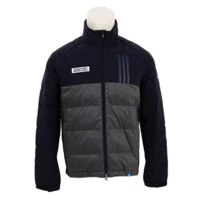 adidas golf/Adicrossカラーブロックフィールサーモジャケット