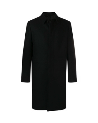 VALENTINO/Men`s longsleeved double breasted coat