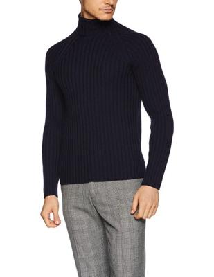 Drumohr/タートルネックセーター