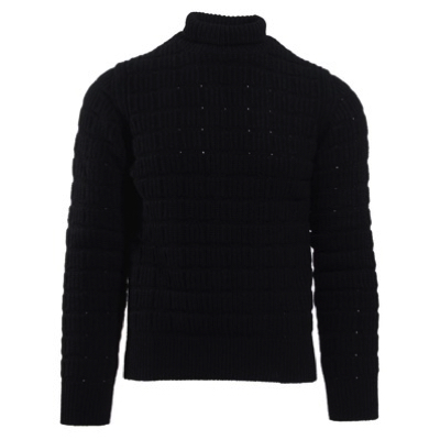 Cruciani/カシミア ハイネックセーター