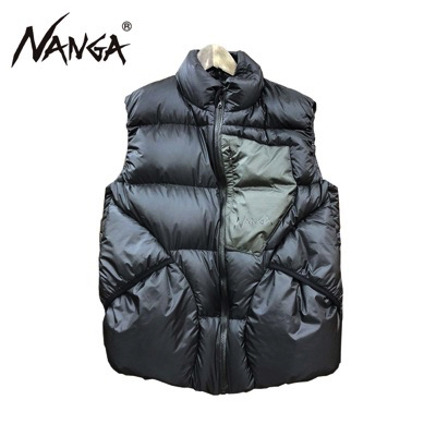 MAZENO RIDGE VEST BLACK
