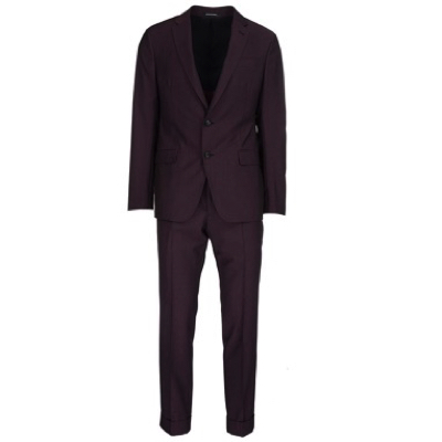 Emporio Armani/BROWN SUIT