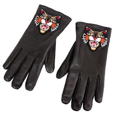 GUCCI/裏生地カシミヤ100%手袋