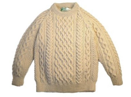 STRATHTAY/1A CREW NECK SWEATER