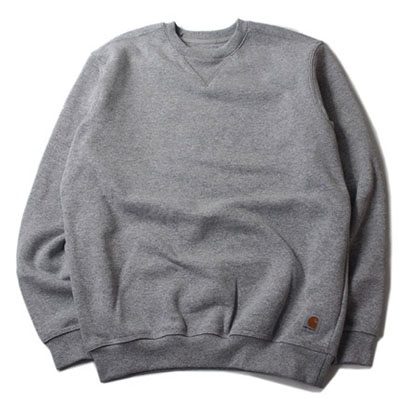 Carhartt/クルーネックスウェットシャツ