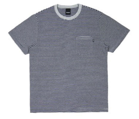 Mercer Stripe Pocket T-Shirt