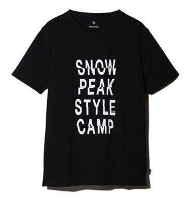 アートワークプリントTシャツ