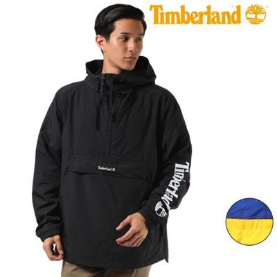 Timberland/フードウィンドブレーカージャケット