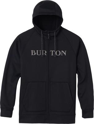 Burton/CROWN BONDED FULL-ZIP HOODIE