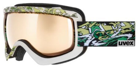 Sioux Colorfusion Ski Goggle