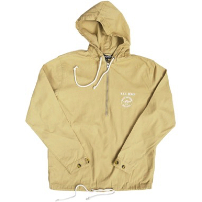 DUNES COTTON PULLOVER JACKET