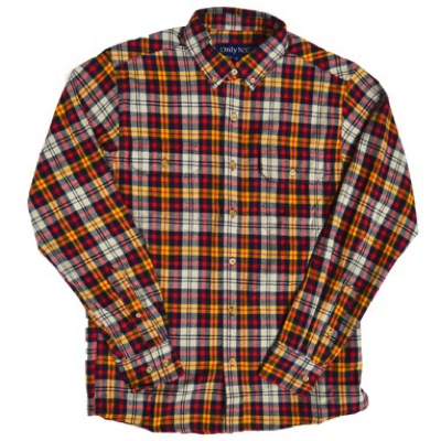 ANGE FLANNEL SHIRT