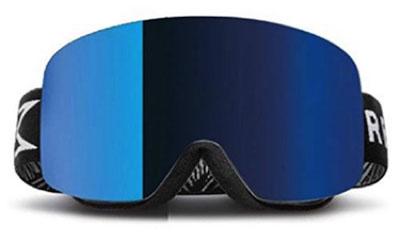 REVOLT/Frameless Blue Mirror