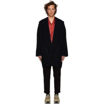 Visvim/Navy Sanjuro Coat
