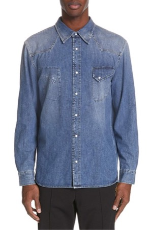 Maison Margiela/Denim Sport Shirt