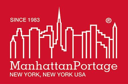 Manhattan Portage ロゴ
