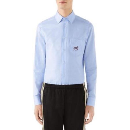 GUCCI/Oxford Shirt