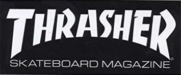 THRASHER ロゴ