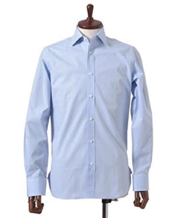 GUY ROVER/ブロードショートレギュラードレスシャツ