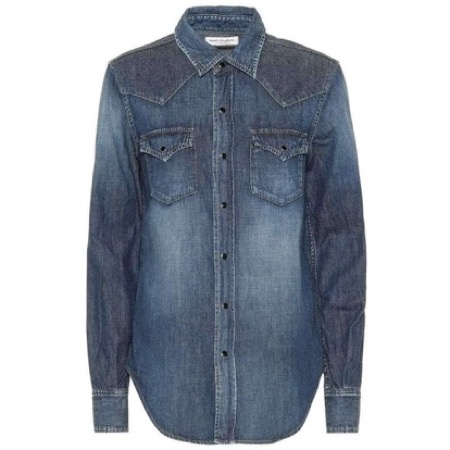 Saint Laurent/Denim shirt