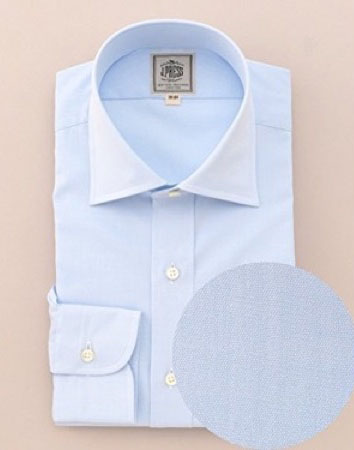 J.PRESS MEN/ブロードワイドカラーシャツ