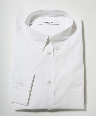 GIVENCHY/ホワイトシャツ
