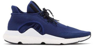 Saikou low-top knitted trainers