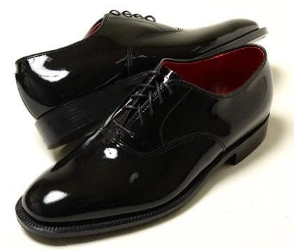 ALDEN/9373 Formal Plain Toe Bal