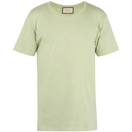 Gucci/Logo-print cotton T-shirt