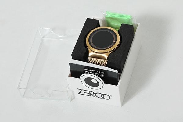 zeroo 時計