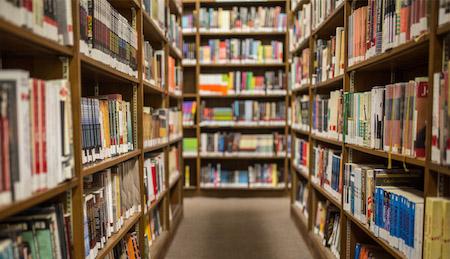 図書館デート