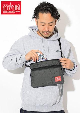 Quilting Fabric Shoulder Bag