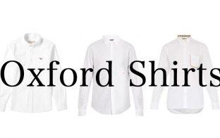 Oxfordシャツ