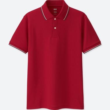 ドライEXカノコポロシャツ