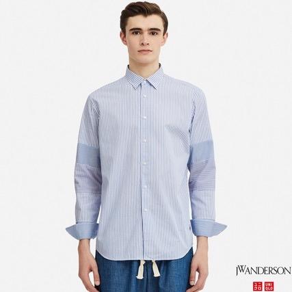 エクストラファインコットンブロードシャツ(長袖)