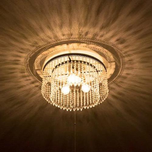 LED対応 3灯 シャンデリア アマンダ