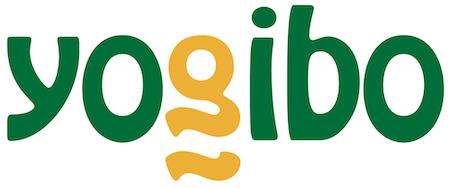 yogibo(ヨギボー) ロゴ