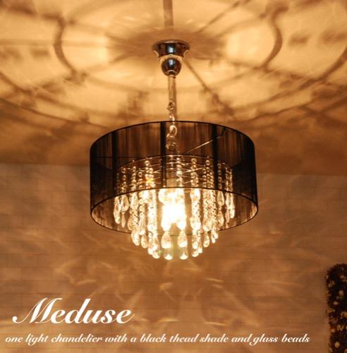 LED対応シャンデリア Meduse