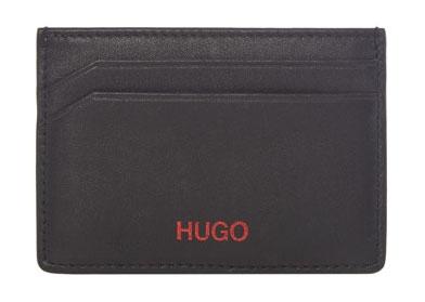 Hugo Subway Smooth Leather Card Holder