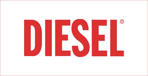 DIESEL(ディーゼル) ロゴ